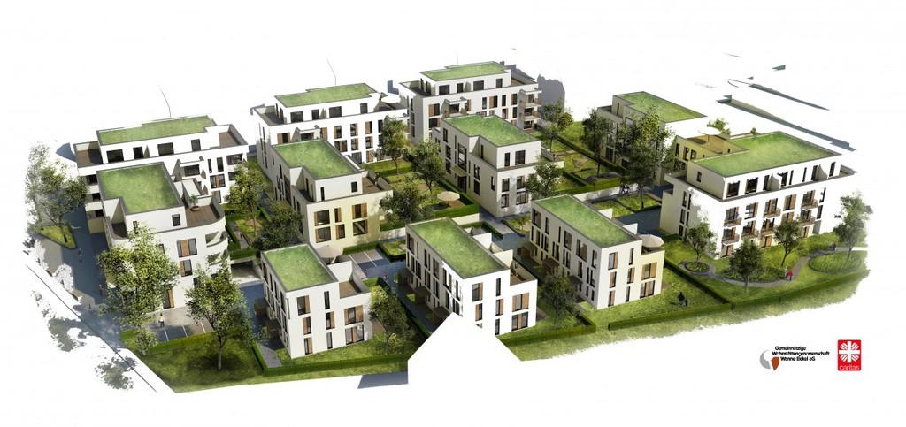 herne bauprojekte und stadtplanung seite 4 deutsches architektur forum. Black Bedroom Furniture Sets. Home Design Ideas