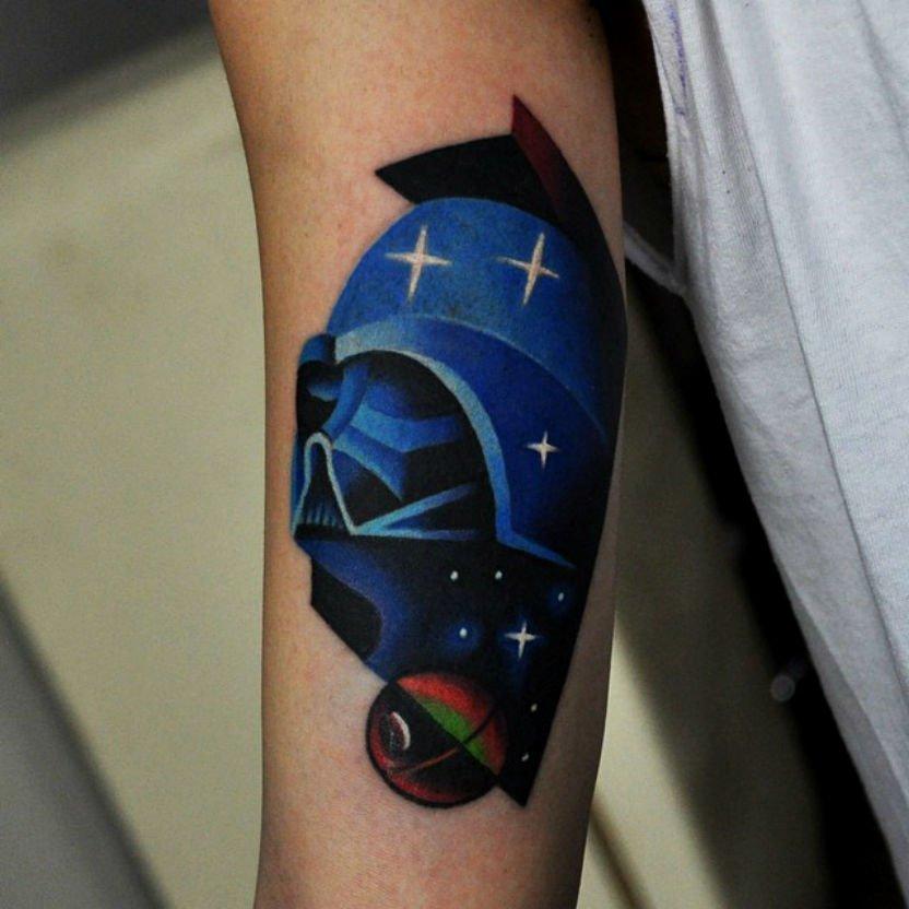 Świetne tatuaże #8 44