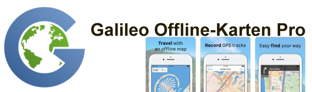 Galileo Offline-Karten Pro v1.8.2 Build 2657