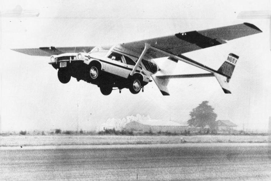 Samochody latające 7