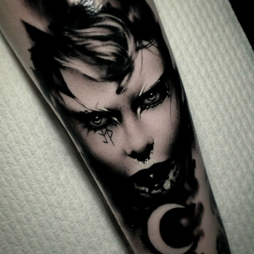 Świetne tatuaże #7 33