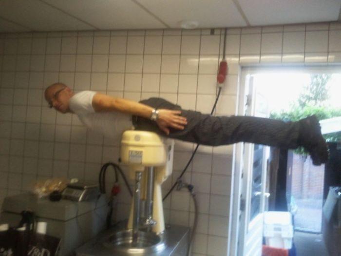 Planking - zabawa w leżenie 44