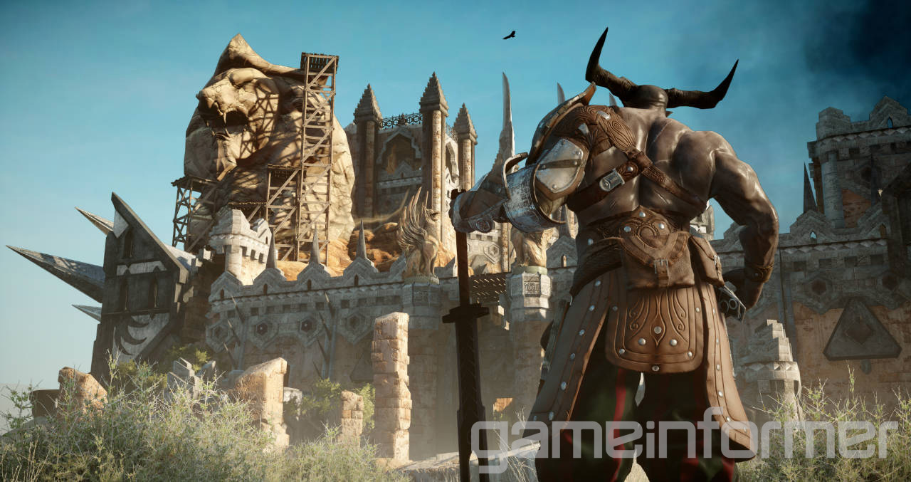 Dragon age: inquisition review - tech dice.