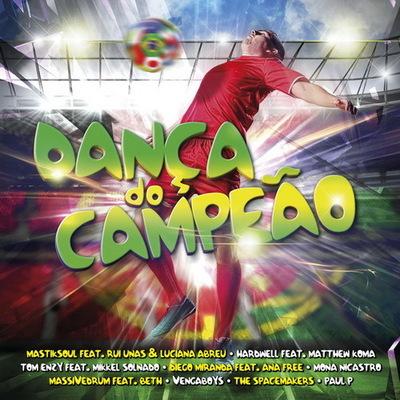 VA - Dança Do Campeão (2014) .mp3 - 320kbps