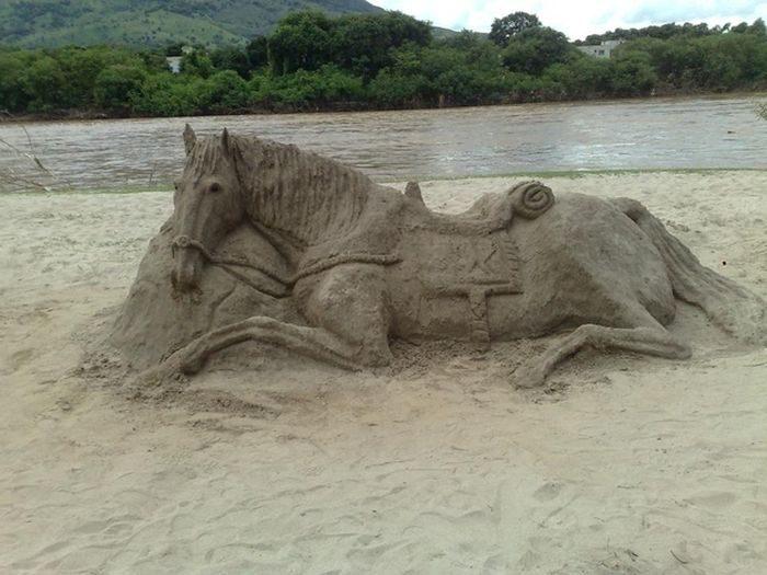 Rzeźby z piasku #6 9