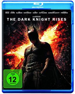 amazon: Batman - The Dark Knight Rises [Blu-ray] für 7,97€ inkl. Versand!