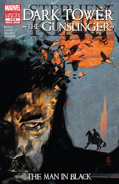 Dark Tower - The Gunslinger - The Man In Black 1-5 (2012) Complete