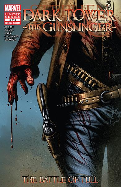The Dark Tower - The Gunslinger - The Battle of Tull #1-5 (2011) Complete