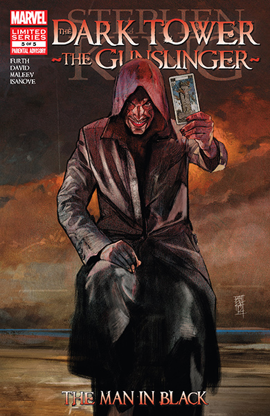 Dark Tower - The Gunslinger - The Man In Black 1-5 (2012) Complete