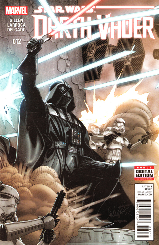 Darth Vader #1-25 + Director's Cut + Annual (2015-2016) Complete