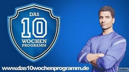 Julian Zietlow - Das 10 Wochenprogramm