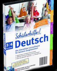 Tandem Schuelerhilfe Mathe + Deutsch 3/4 Klasse