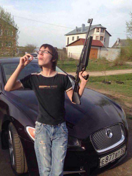 Zdjęcia z rosyjskich portali społecznościowych #4 17