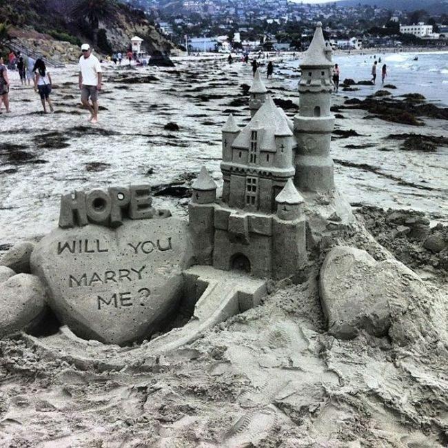 Rzeźby z piasku #6 23