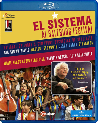 El Sistema at Salzburg Festival (2013) Blu-ray 1080i AVC DTS-HD 5.0