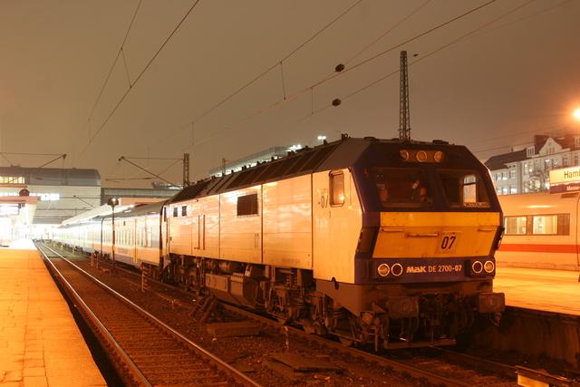 DE 2700-07 Hamburg-Altona