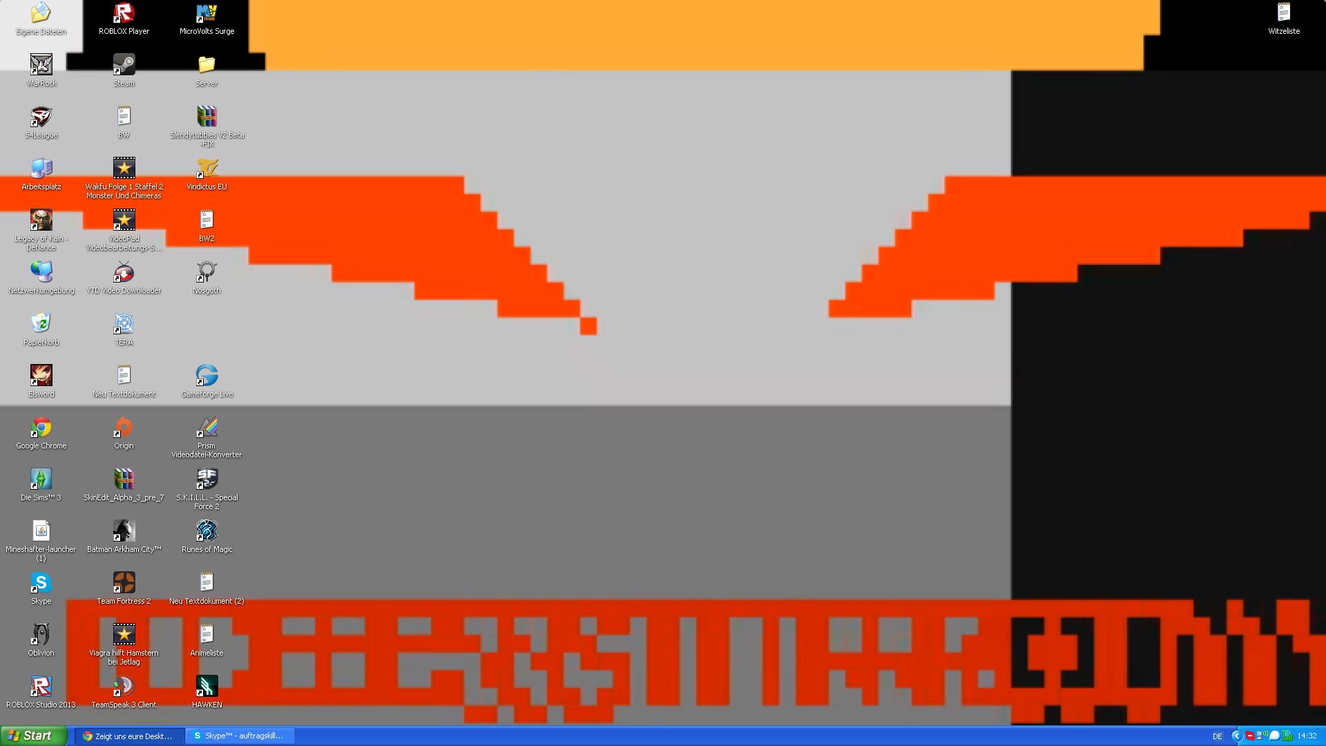 Zeigt uns eure Desktops!! >:DDD Desktopucjhw