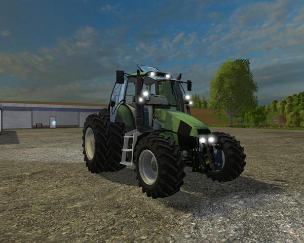 Deutz 120 Mk3 v2.0