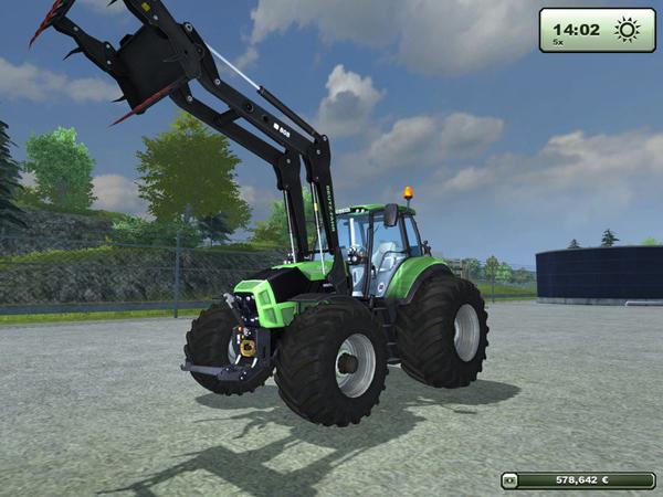 TTV7250 with Deutz FL v 1.0