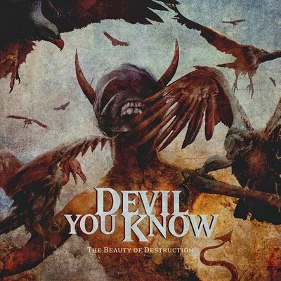 Devil You Know - The Beauty Of Destruction (2014) .mp3 - 320kbps