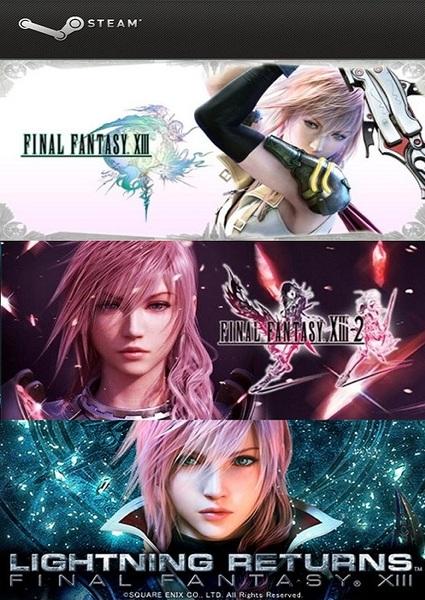 Final Fantasy XIII Complete Saga MULTi8-x X RIDDICK X x