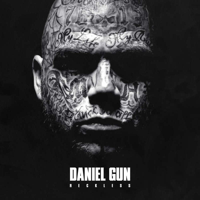 Cover: Daniel Gun - Reckless (2016)