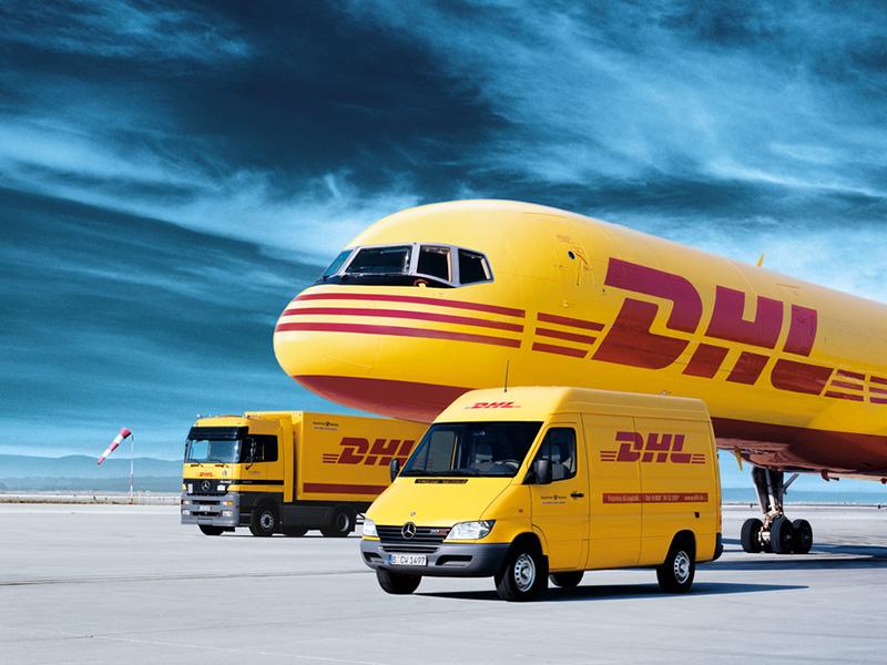 DHL ist schneller