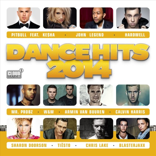 DANCE HITS (2014) [ ALBUM CD ORIGINAL ]