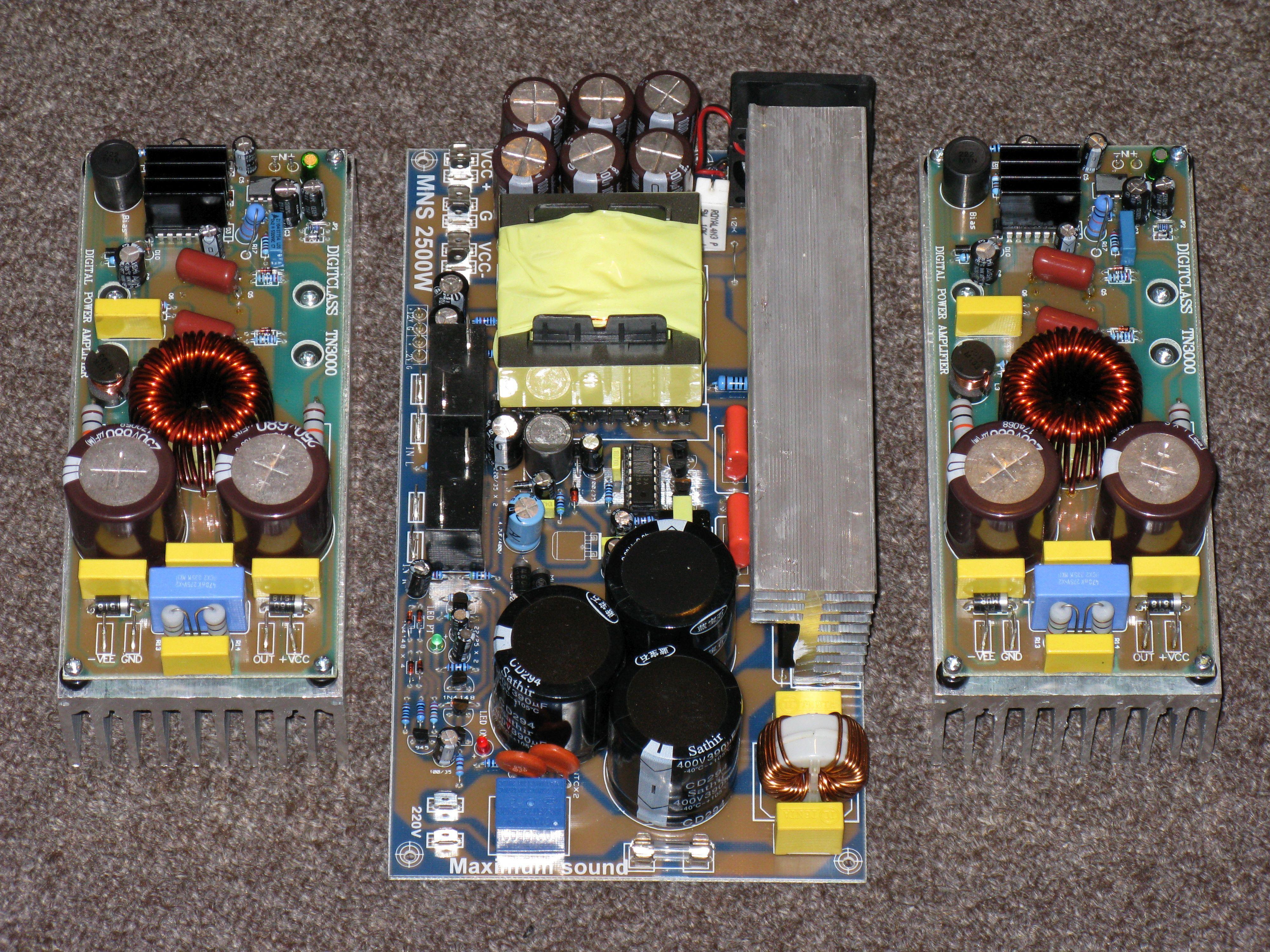 L15d Und Strker Digital Audio Amp Mit Irs2092 Archiv Seite 13 Stk Ic 60w Diy Hifi Forum