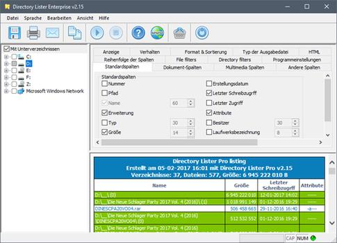 download KRKsoft.Directory.Lister.Pro.Enterprise.Edition.v2.23.0.338