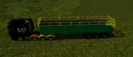 DIY Silage Trailer v 1.0