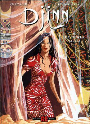 Djinn 6 - La Perla Nera (2007)