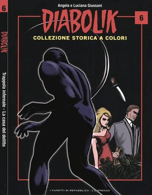 Diabolik - Collezione Storica a Colori 06 (08/2017)