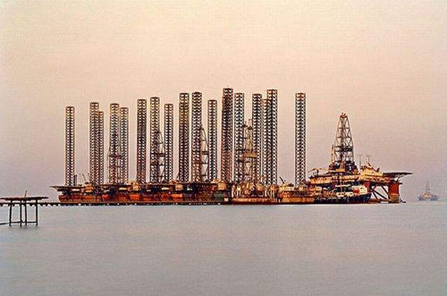 Przemysłowy krajobraz 17