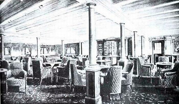 Spacer po Titanicu 19