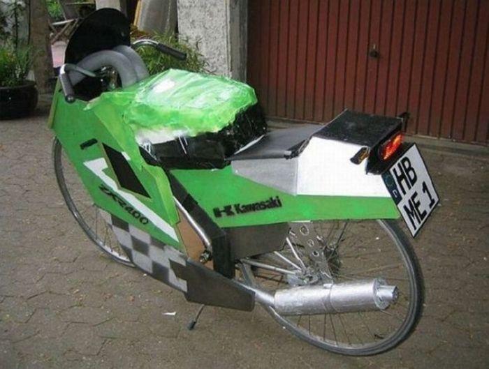 Najdziwniejsze rowery 17