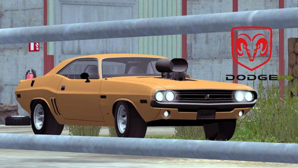 Dodge Challenger v 1.0