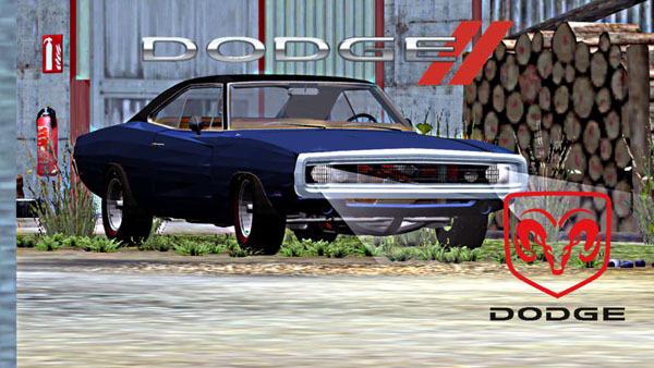 Dodge Charger 1969 v 1.0