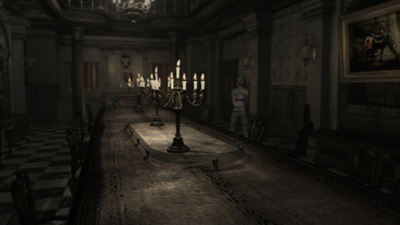 Resident Evil HD til PS3, PS4, Xbox 360, Xbox One og PC