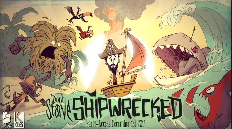 Don't Starve Shipwrecked APK İndir – DATA Mod