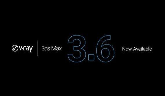 V-Ray v3.60.03 For 3ds Max 2013-2018 (x64)
