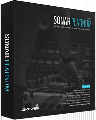 Cakewalk SONAR Platinum v22.10.1.19 Multi - ITA