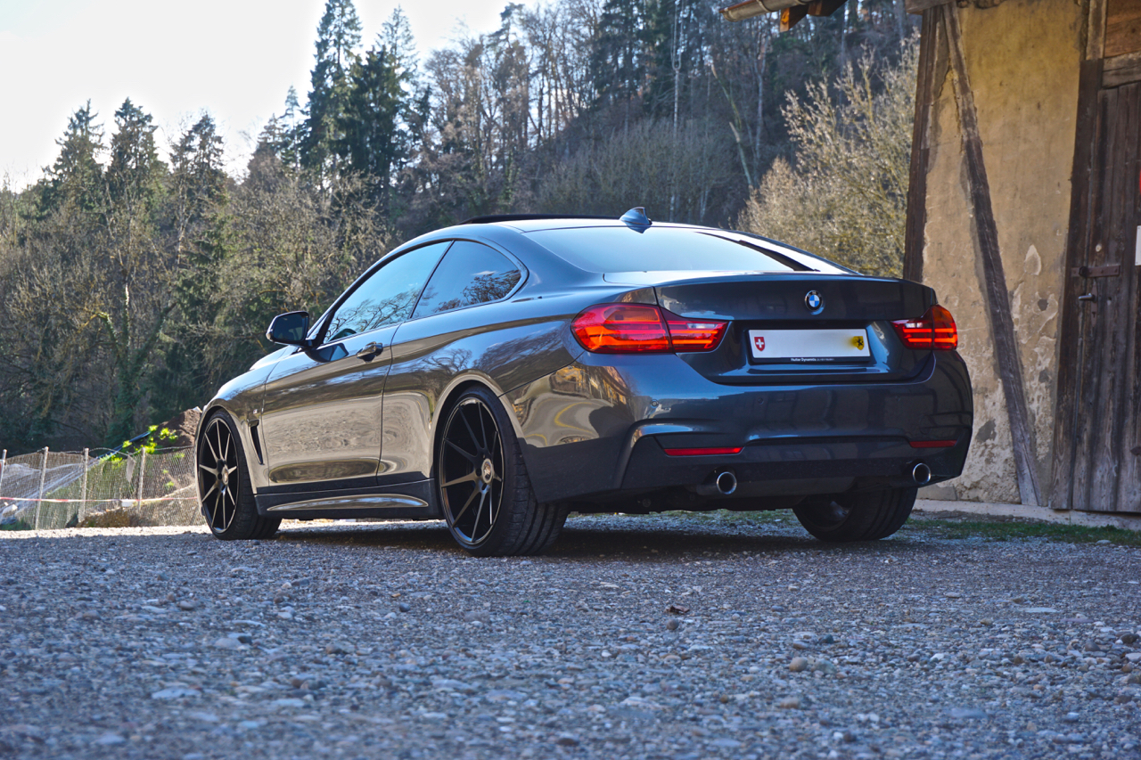 For Sale Mineralgrauer F32 435i Xdrive 20 Z Performance Zp08