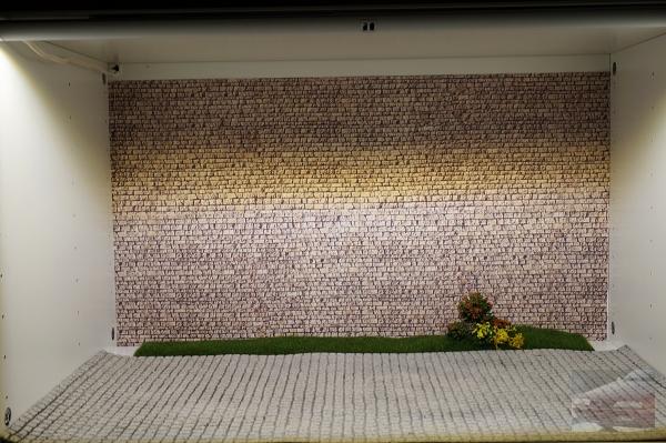 Ideen Steintapete | badezimmer & Wohnzimmer