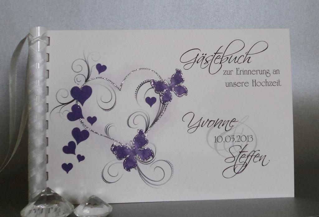 Gästebuch zur Hochzeit 14  (DIN A 5)