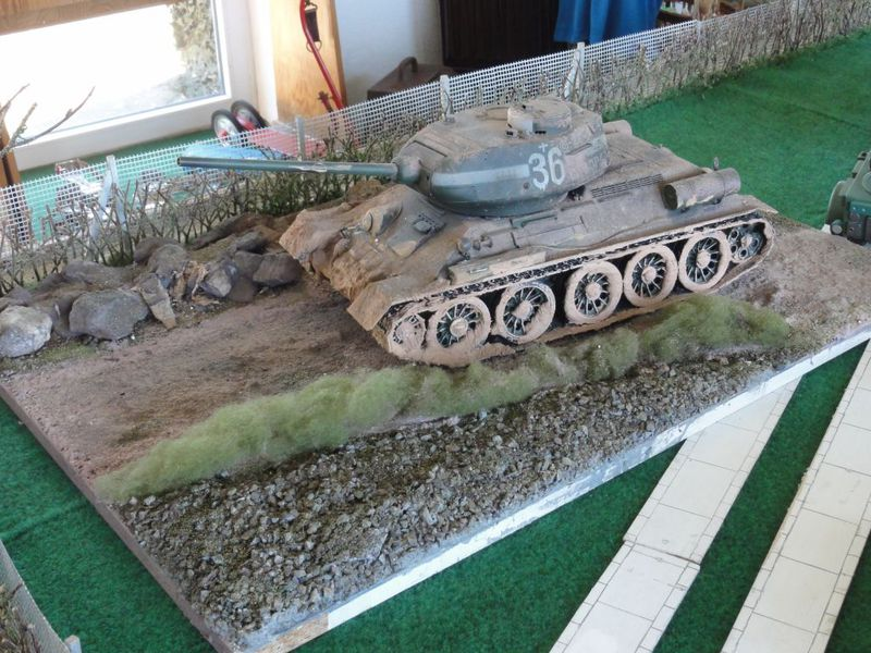 T 34/85 Rote Armee.1:16 Dsc07248a39yod