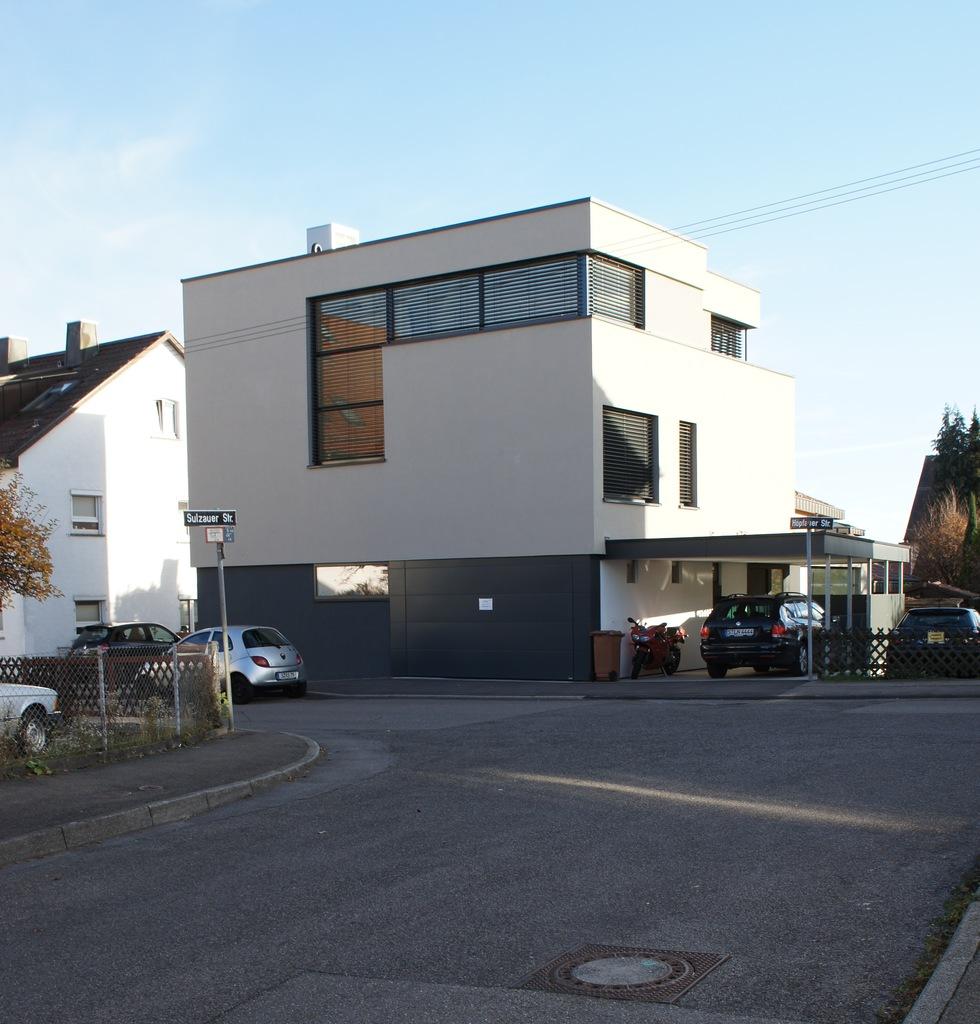 Wohnhausarchitektur in Stuttgart & Umgebung [Archiv] - Deutsches ...