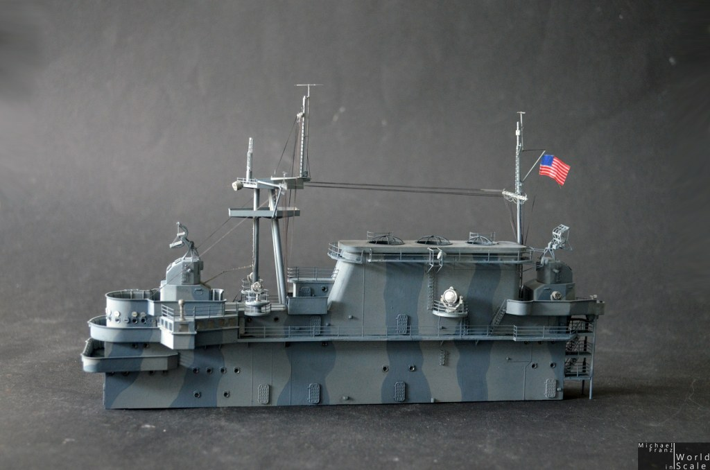 uss hornet  cv-8  - 1  200 by merit int   tetra model works  nautilus - page 3