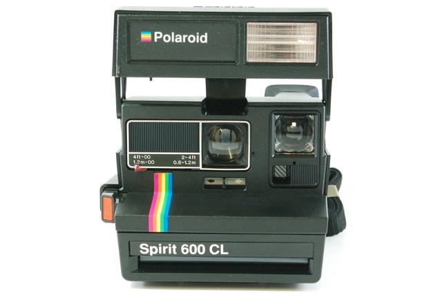how to use polaroid spirit 600