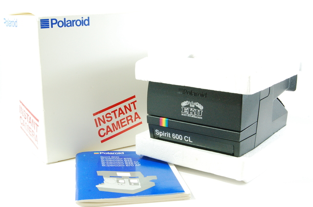 polaroid spirit 600 cl instructions